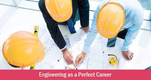 Engineering as a perfect career option
