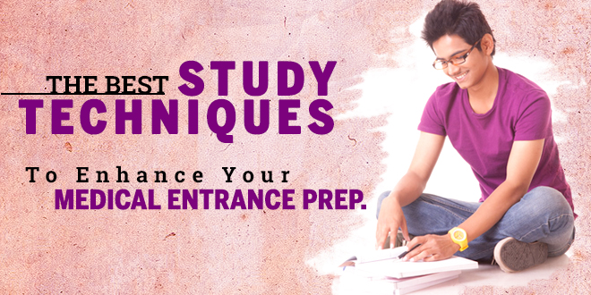 The best study Techniques to Enhance your Entrance Exam Preparation