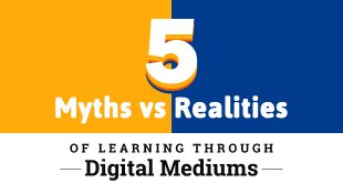 5 Myths vs Realities of Learning Through Digital Mediums