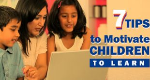 7 Tips to Motivate Children to Learn
