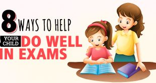 8 Ways to help your Child do well in Exams