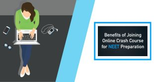 Benefits of Joining Online NEET Crash Course