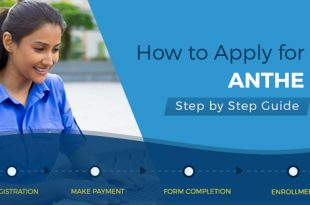 How to apply for ANTHE - step by step guide
