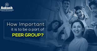 How important it is to be a part of a peer group?